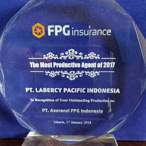 FPG Most Productive Agent 2017